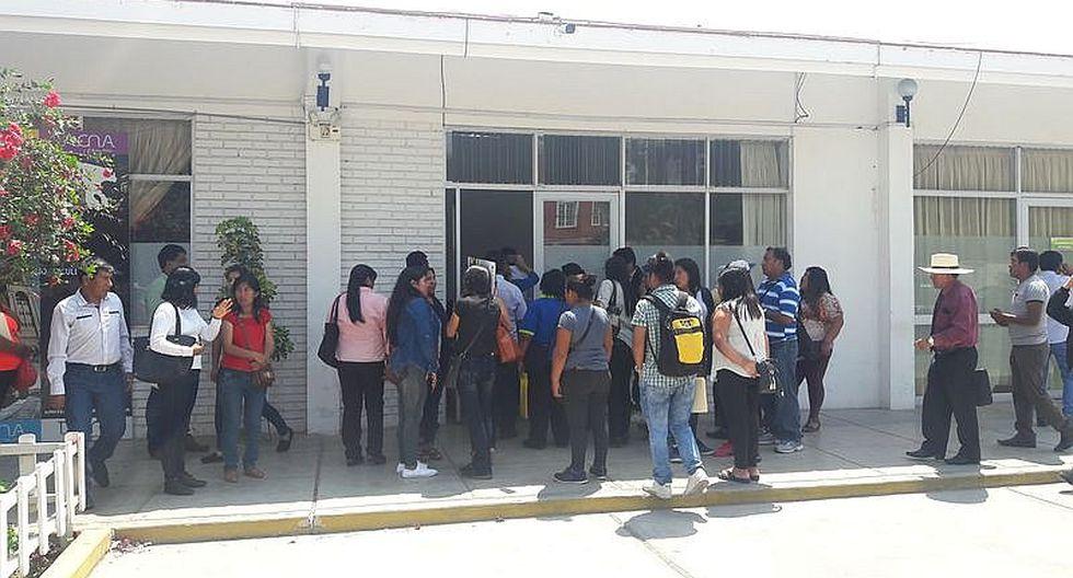 Decenas de militantes de Tonconi buscan empleo en el GRT