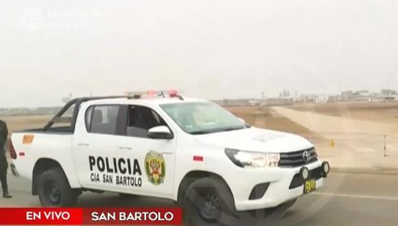 Reportan desaparición de un ultraligero con dos ocupantes en San Bartolo