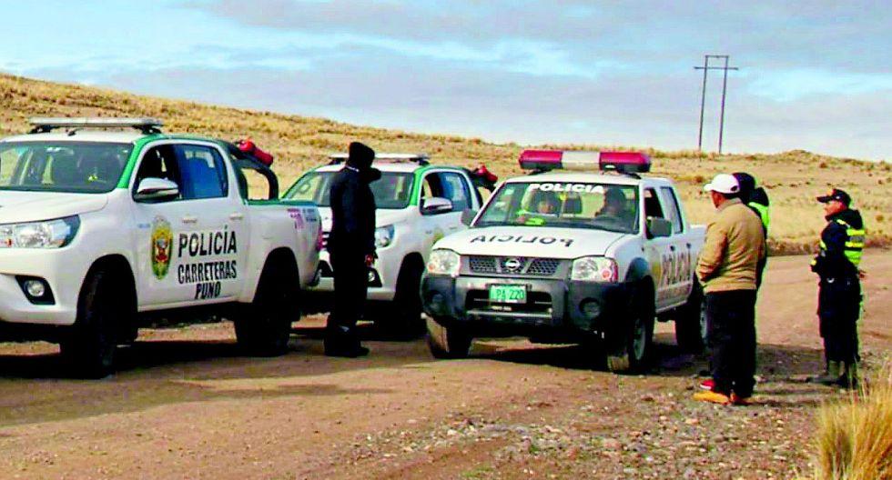 Delincuentes despojan de S/ 25 mil  a comerciante en carretera a Cusco