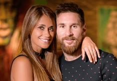 Lionel Messi comparte la rutina de ejercicios de Antonela Roccuzzo y se vuelve viral (VIDEO)