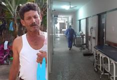 Arequipa: Hombre muere desangrado en Camaná
