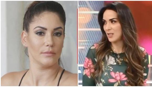 """Tilsa Lozano sobre caso Silvia Cornejo: """"El que no te quiere, te la va a hacer así le pongas GPS""""."""