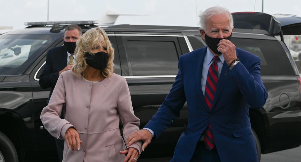 """Candidato Joe Biden: """"Donald Trump sólo puede ver el mundo desde Park Avenue"""""""