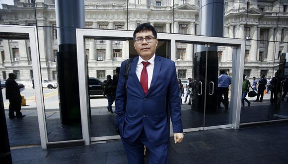 El fiscal del equipo especial Lava Jato adoptó dicha decisión el pasado viernes 16 por los presuntos delitos de cohecho y colusión en agravio del Estado