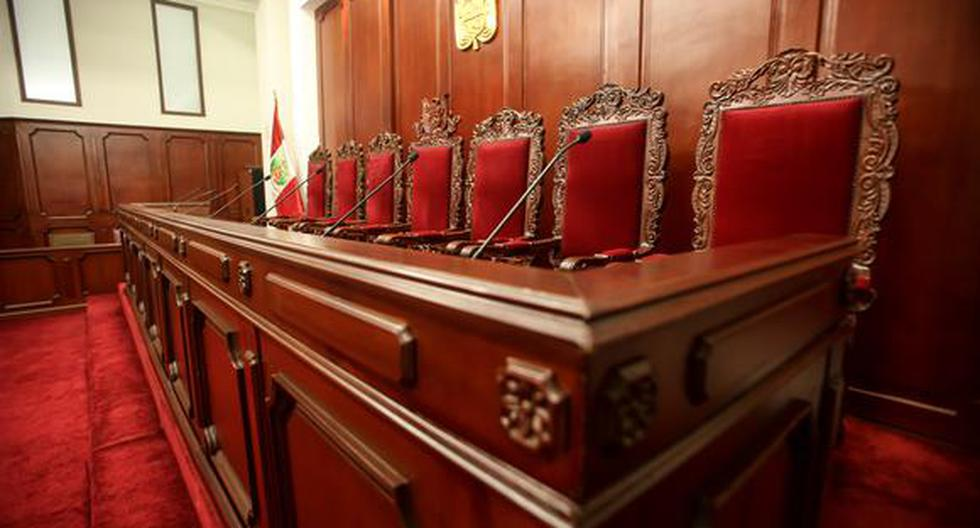 Hoy vence plazo de inscripción en concurso público para nuevos magistrados del Tribunal Constitucional