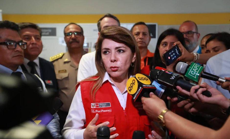 """Ministra de Salud sobre explosión de VES: """"Tenemos un niño pequeño herido y no encontramos a sus padres"""". Foto: GEC"""
