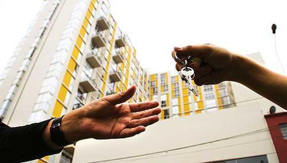 Alquiler-venta será más accesible con Fondo Mivivienda