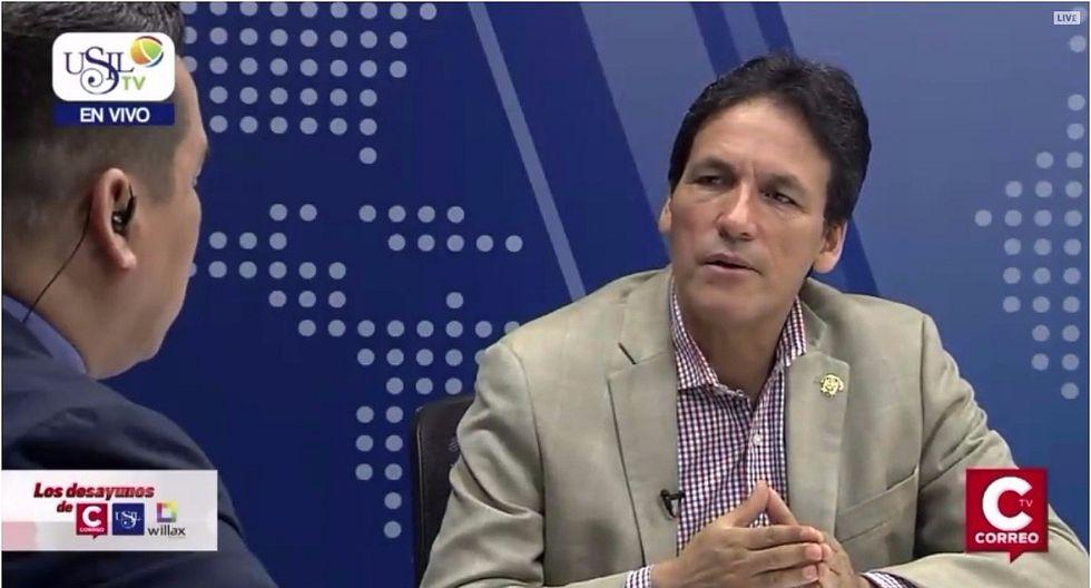 Segundo Tapia: Susana Villarán y Félix Moreno deberían tener prisión preventiva (VIDEO)