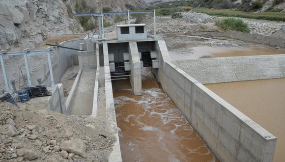 Las represas abandonadas de tres provincias de Pisco, Palpa y Nasca