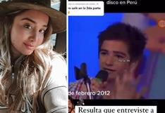 "Ximena Hoyos revive entrevista que le hizo a Camilo cuando no era tan famoso: ""No me acordaba"" (VIDEO)"
