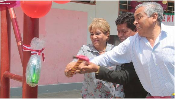 Respaldan candidaturas de Victoria Espinoza y Julio Cortez a pesar de estar prófugos