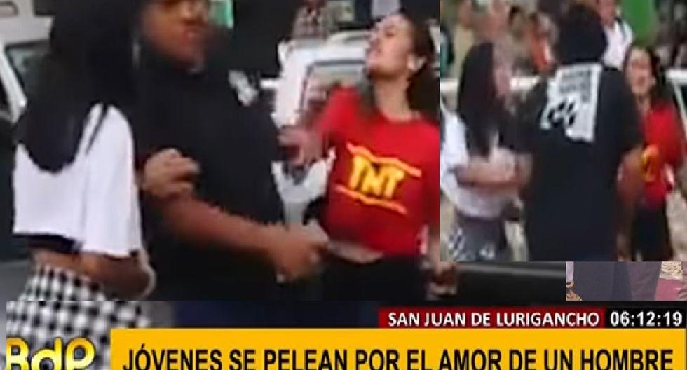 Captura:  BNP (Panamericana TV)