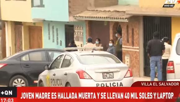 Guillermo Sangay Campos contó que perdió la comunicación con su hija la noche del último sábado, ya que ella no le respondía las reiteradas llamadas y los mensajes que le enviaba a su celular. (Foto: Captura ATV+)