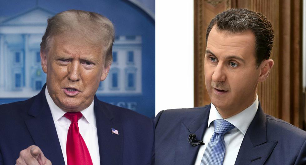Trump dice que quiso matar a Bashar al Asad, pero que su exsecretario de Defensa se opuso