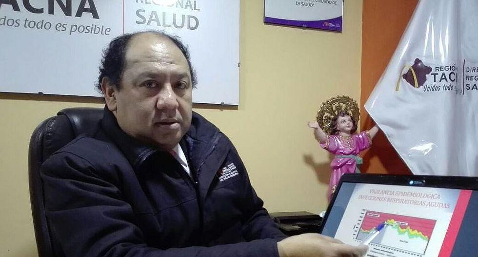 Bajas temperaturas deja tres personas fallecidas por neumonía en Tacna