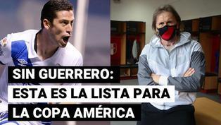 Copa América: Ricardo Gareca y su sorpresiva lista para el torneo
