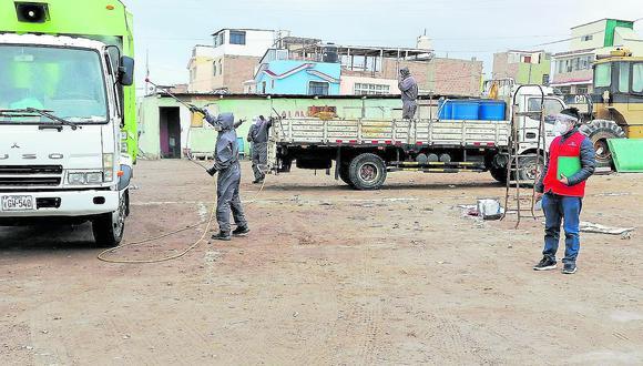 Advierten riesgos en área de limpieza de municipio de Pacocha