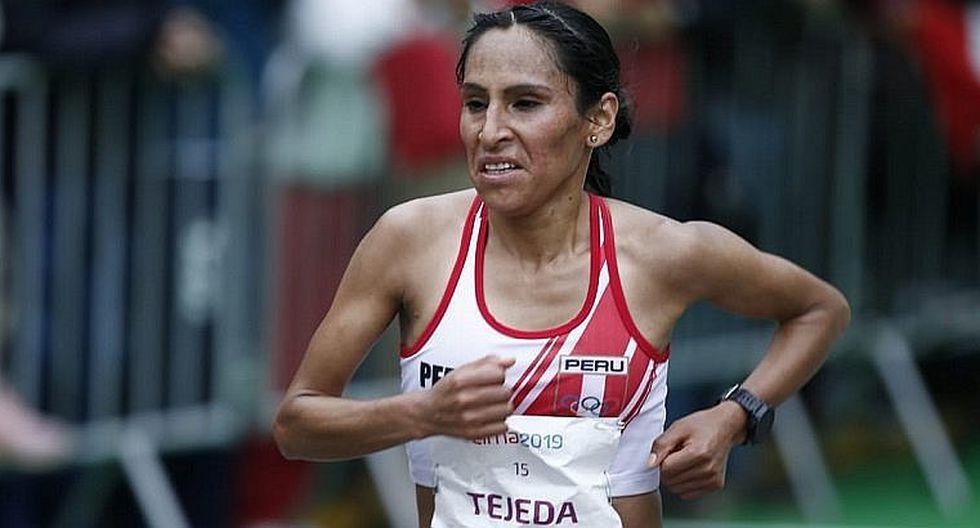 Gladys Tejeda (Foto: Archivo Correo)
