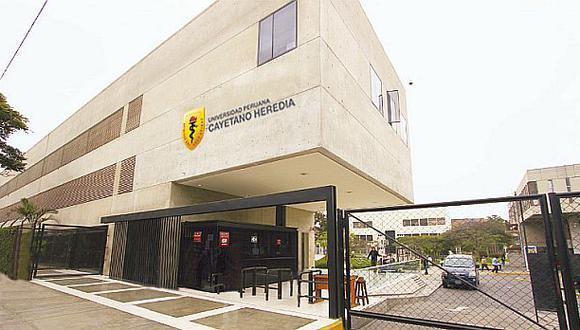 La Universidad Peruana Cayetano Heredia realiza los ensayos clínicos de la vacuna de Sinopharm. (Foto: El Comercio)