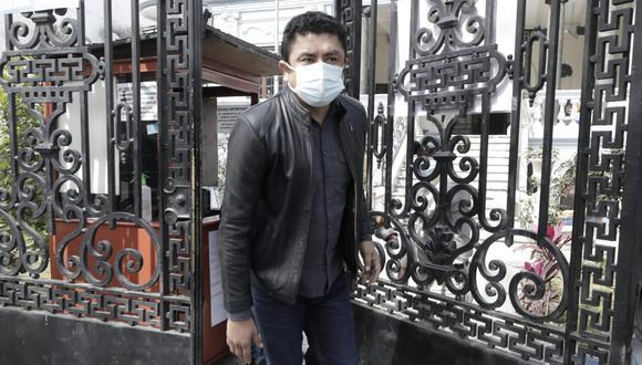 La fiscalía pidió 20 años prisión contra Guillermo Bermejo, acusado por pertenencia y afiliación terrorista a los remanentes de Sendero Luminoso del Vraem, entre el 2008 y marzo del 2009. (Foto: Jessica Vicente / GEC)