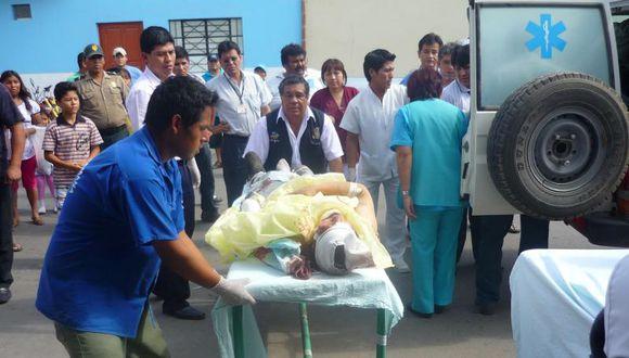 34 heridos dejó un accidente en Chala