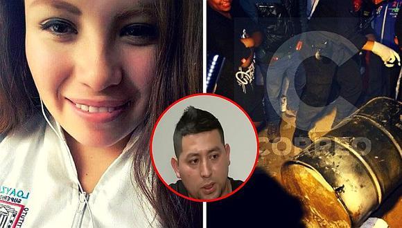 Marisol Estela Alva: Expareja recibió mensajes de mujer hallada en cilindro cuando estaba muerta (VIDEO)