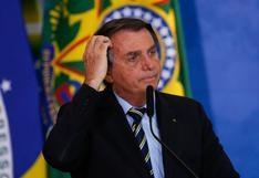 Brasil: Bolsonaro se desmarca de su idea de quitar obligatoriedad de usar mascarillas