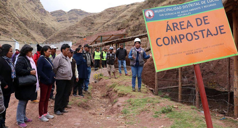 Nueva planta de reaprovechamiento de residuos sólidos en Cusco