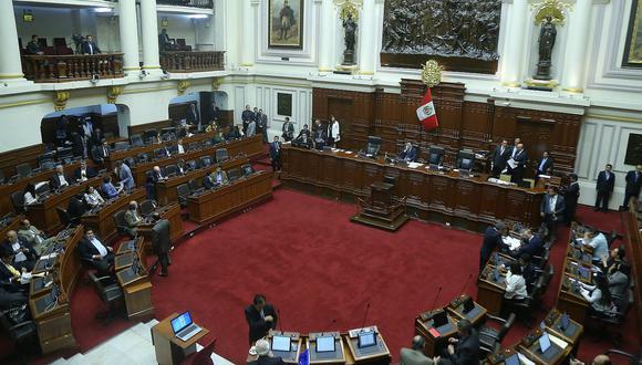 Congreso: Seis bancadas apoyarán el retorno a la bicameralidad