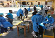 407 internos del penal de Huánuco reciben el alta médica tras vencer al COVID-19