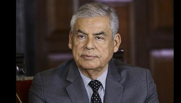 César Villanueva (Foto: Correo)