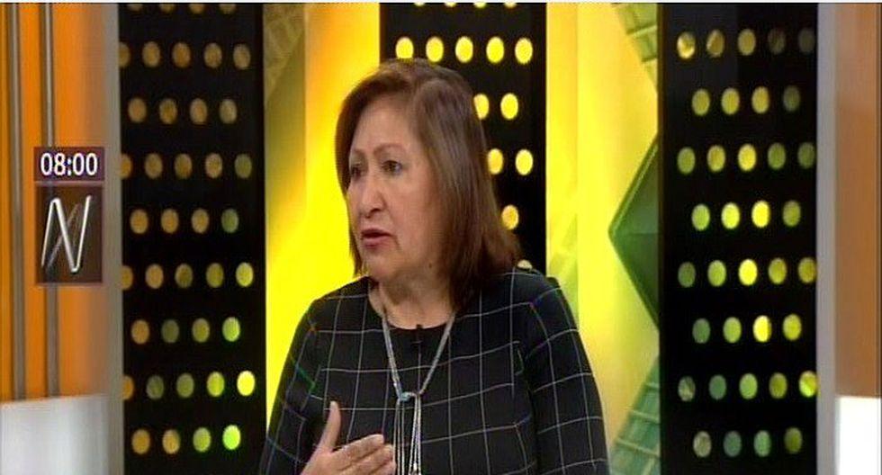 Ana María Choquehuanca considera que audio de Vizcarra complica la situación