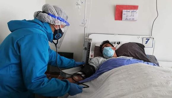 En las últimas horas, 214 personas fueron dadas de alta. En tanto, 14 693 pacientes se encuentran hospitalizados.
