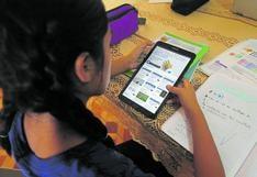 Implementación al 100% de las tablets culminará en 3 meses, dice Vizcarra