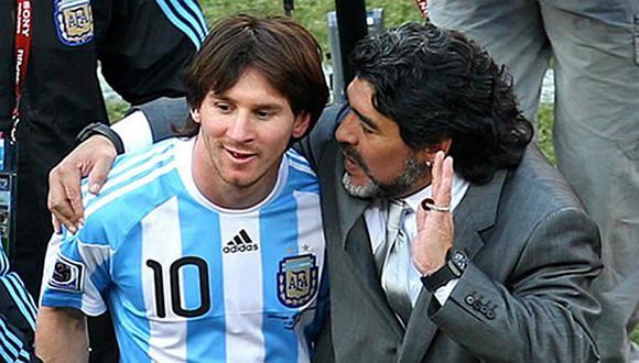 Lionel Messi: ¿Por qué Diego Maradona no está invitado a la boda?