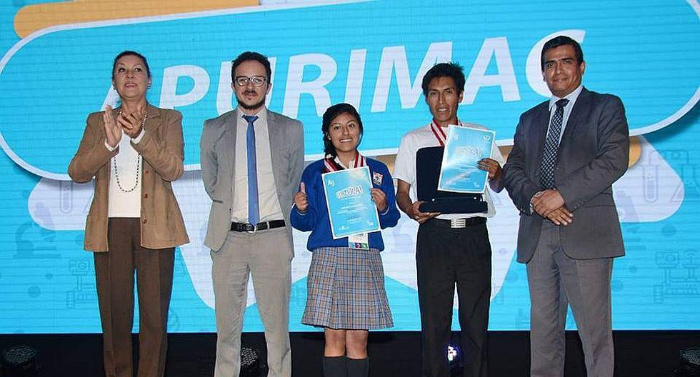 Estudiantes de Chincheros mostrarán su proyecto 'Aula 2.0' en EE.UU.