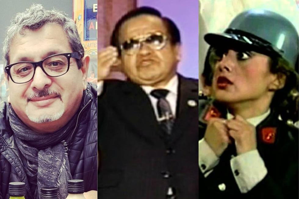 Tras el fallecimiento de Justo Espinoza Pelayo, mejor conocido como 'Petipán', recordamos a los actores cómicos del recordado programa que ya no están entre nosotros. (Foto: @rickytosso/Captura Panamericana Televisión).