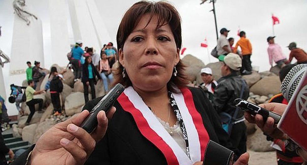 Fujimoristas estarían pensando en modificar ley de la AFP, asegura congresista Condori