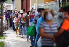 Se reportan 6 672 nuevos casos de coronavirus en el Perú