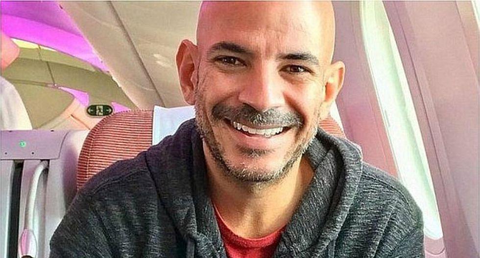 Ricardo Morán realizará un conversatorio con sus fans sobre su nuevo libro 'Yo soy tu padre'