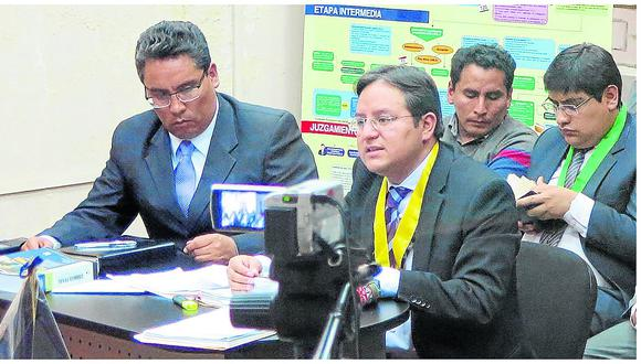 Juez que libró de sentencia a gobernador regional  volverá a ver su caso