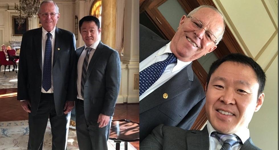 Indulto a Fujimori se acordó desde setiembre entre Kenji y PPK, afirma Reuters