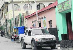Detienen a tres personas por delito de violación en Puno