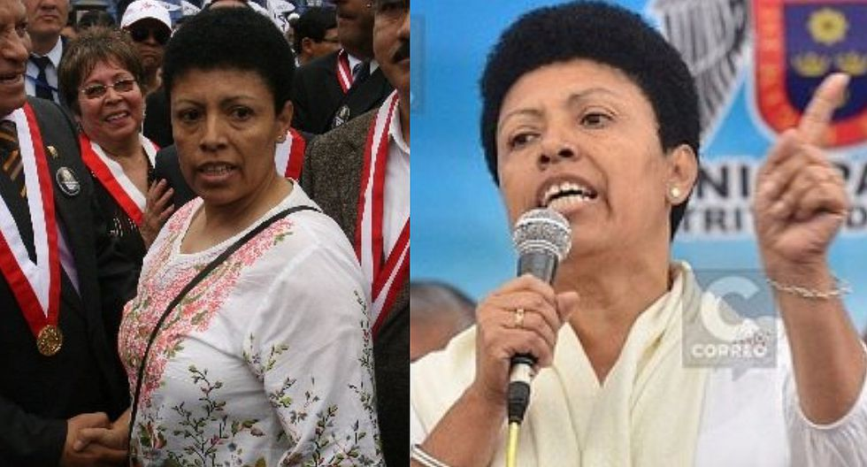 Condenan a excongresista Martha Moyano a dos años de prisión