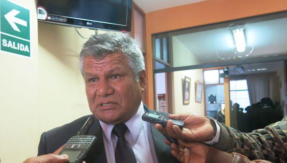 """Consejero regional denuncia """"cúpula"""" en subregión Ilo"""