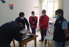 Huancavelica: Fiscalizan manejo de actas de la ODPE Huaytará