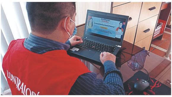 Implementan Veedurías Virtuales para que los alumnos de escuelas públicas de la región Áncash reporten si se cumplen objetivos.