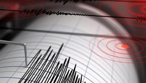 Sismo de magnitud 4 remeció el sur de Ica esta noche