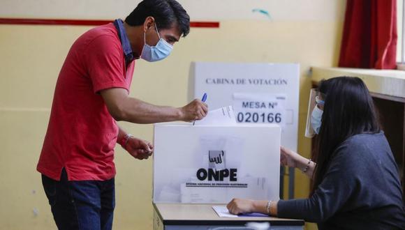 Los miembros de mesa solo estarán protegidos por los protocolos establecidos para estas elecciones. (Foto: Andina)