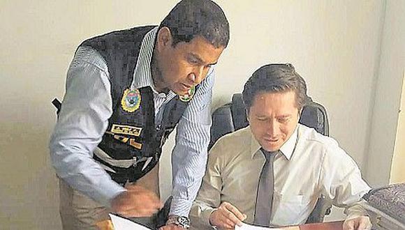 Cae trabajador de la Sunat tras solicitar coima a empresario